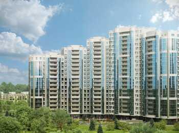 Разноэтажные секции комплекса